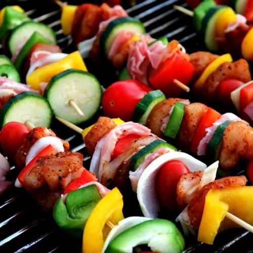 Klaar voor de start, Barbecue!